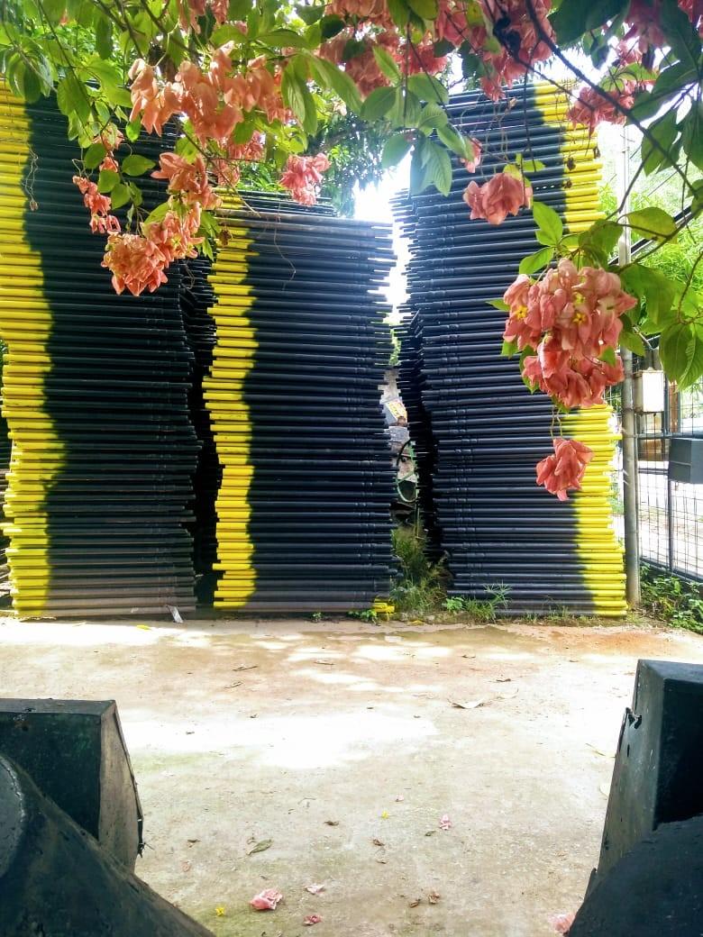 Aluguel de andaimes tubulares em Goiânia